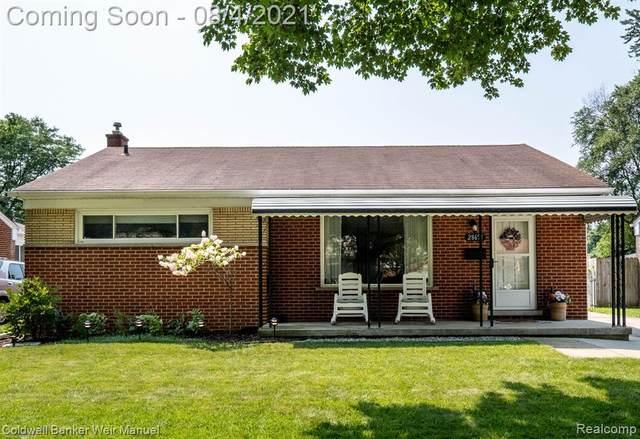 28653 Westfield Street, Livonia, MI 48150 (#2210061797) :: GK Real Estate Team