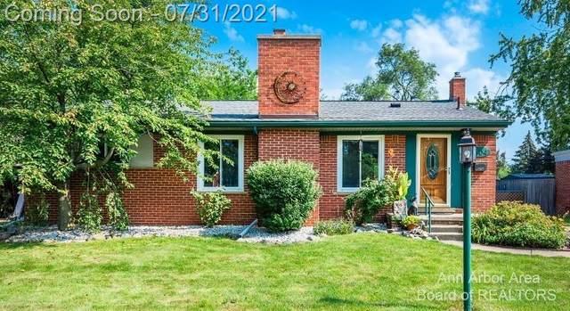 1604 Whittier Road, Ypsilanti, MI 48197 (#543282808) :: GK Real Estate Team
