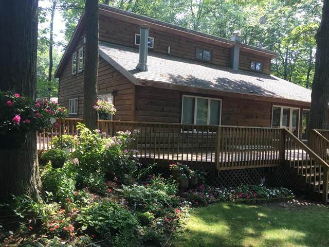 9531 W Silver Lake Road, Golden Twp, MI 49436 (#67021097650) :: The Mulvihill Group