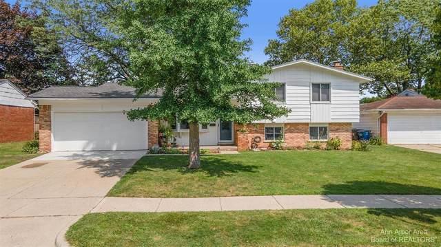 2336 Prairie Street, Ann Arbor, MI 48105 (#543282943) :: BestMichiganHouses.com