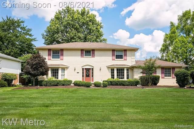 1659 Kilburn Road N, Rochester Hills, MI 48306 (#2210061934) :: RE/MAX Nexus