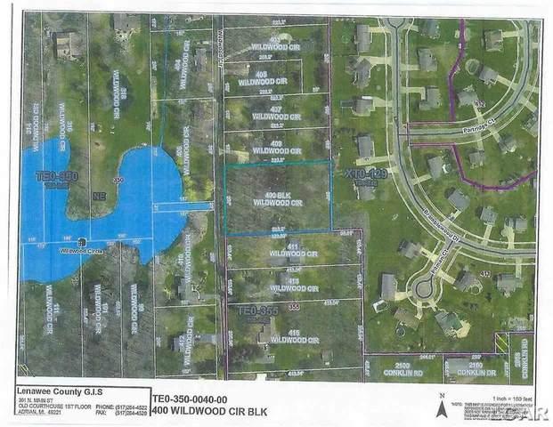 400 Blk Wildwood Circle, Tecumseh, MI 49286 (#56050050179) :: Robert E Smith Realty
