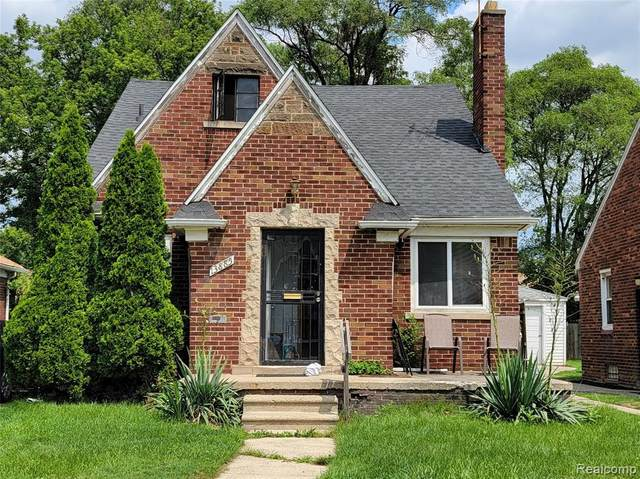 13885 Edmore Drive, Detroit, MI 48205 (#2210062014) :: GK Real Estate Team