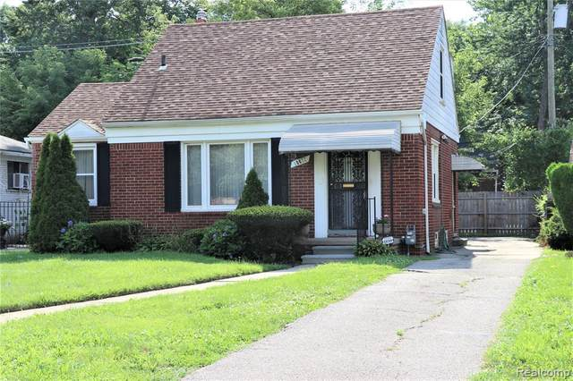 10072 W Outer Drive, Detroit, MI 48223 (#2210062028) :: The Mulvihill Group