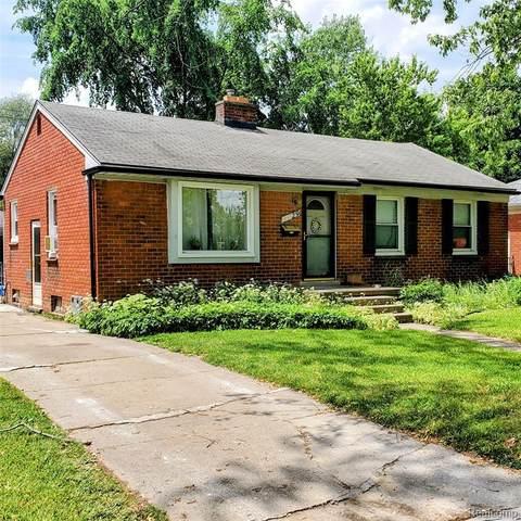 9829 Merriman Road, Livonia, MI 48150 (#2210062063) :: GK Real Estate Team
