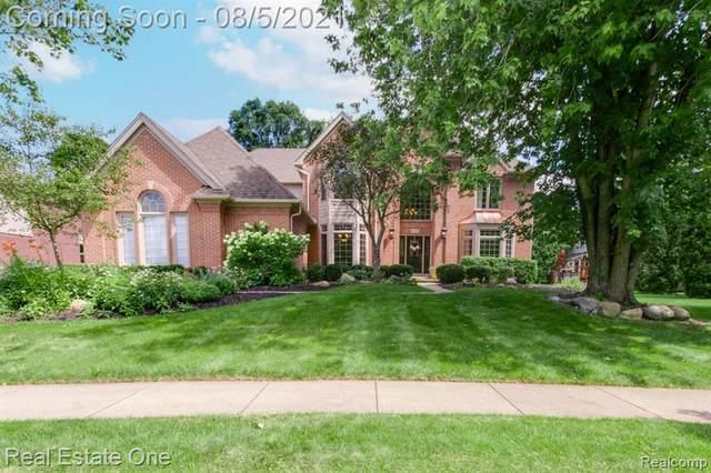 20854 Chase Drive, Novi, MI 48375 (#2210062157) :: GK Real Estate Team