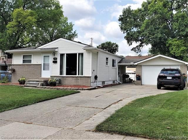 26367 Osmun Street, Madison Heights, MI 48071 (#2210062172) :: GK Real Estate Team
