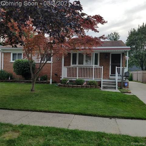 207 N Edgeworth Avenue, Royal Oak, MI 48067 (#2210062185) :: GK Real Estate Team