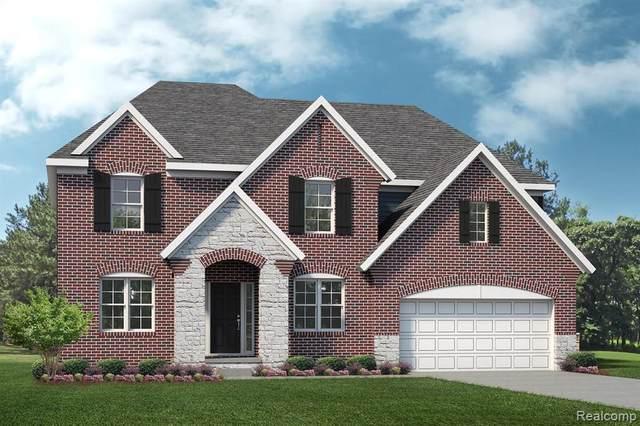 980 Corbin Road, Rochester Hills, MI 48307 (#2210062201) :: GK Real Estate Team