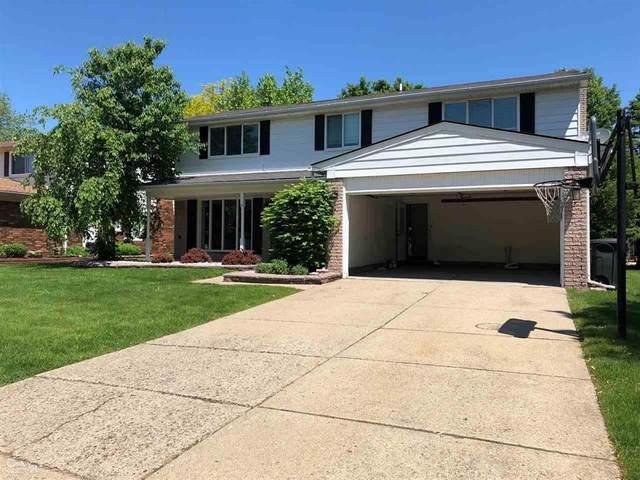 14373 Kerner, Sterling Heights, MI 48313 (#58050050272) :: GK Real Estate Team