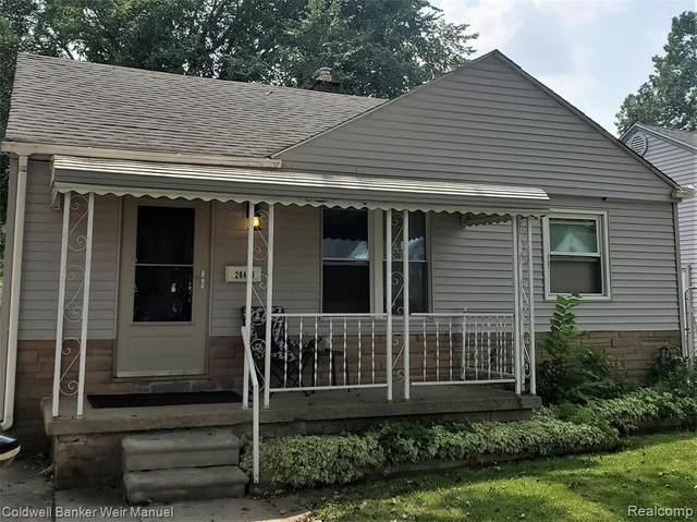 26445 Mcdonald Street, Dearborn Heights, MI 48125 (#2210062229) :: BestMichiganHouses.com