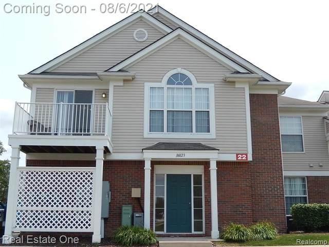 16023 Morningside, Northville Twp, MI 48168 (#2210062266) :: BestMichiganHouses.com