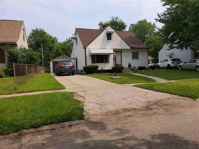 1602 Greenbrook, Flint, MI 48507 (#5050050304) :: The Mulvihill Group