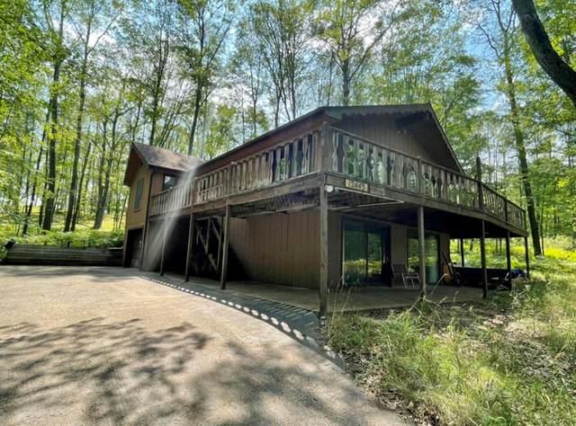 12443 Lone Wolf Trail, Austin Twp, MI 49346 (#65021097950) :: Novak & Associates