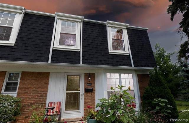 36836 Park Place Drive, Sterling Heights, MI 48310 (#2210062355) :: RE/MAX Nexus