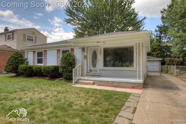 1540 Ackley Avenue, Westland, MI 48186 (#2210062358) :: BestMichiganHouses.com