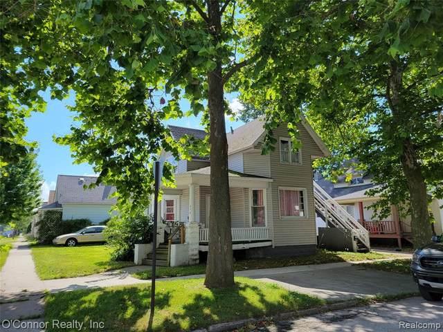 926 Willow, Port Huron, MI 48060 (#2210062621) :: GK Real Estate Team