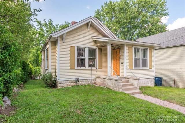 414 W Madison Street, Ann Arbor, MI 48103 (#543282706) :: The Mulvihill Group