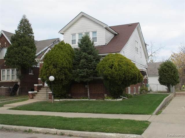 5204 Beaconsfield Street, Detroit, MI 48224 (#2210062704) :: Novak & Associates