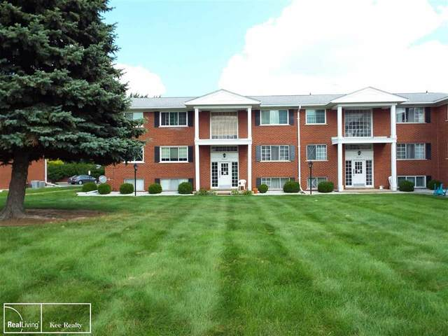 8260 Crestview, Sterling Heights, MI 48312 (#58050050400) :: The Mulvihill Group