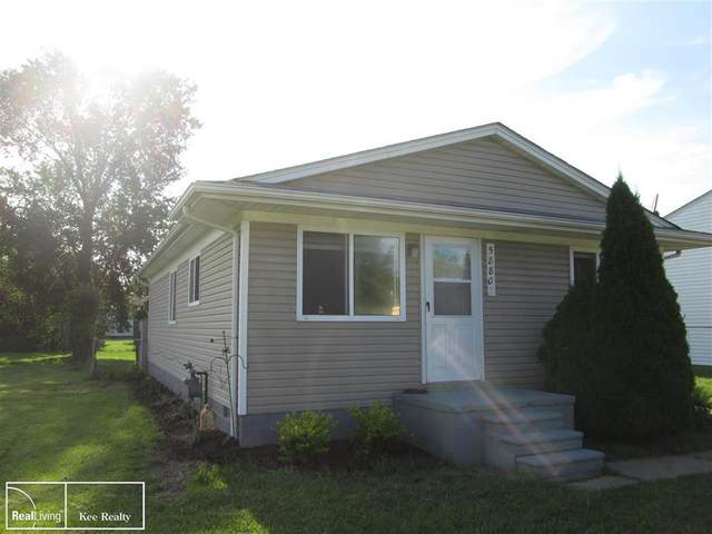 58805 Chennault, New Haven, MI 48048 (#58050050401) :: The Mulvihill Group
