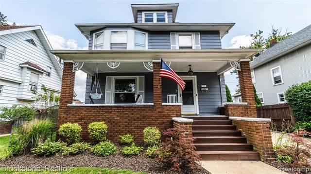 717 Cass Street, Monroe, MI 48161 (#2210062743) :: GK Real Estate Team