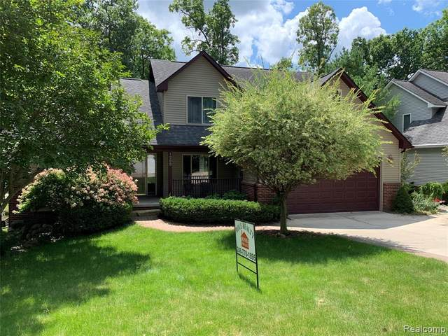 1289 Viefield Drive, Orion Twp, MI 48362 (#2210062770) :: The Mulvihill Group