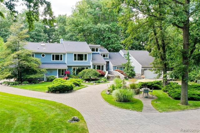 29474 E East River Road, Grosse Ile Twp, MI 48138 (#2210062859) :: National Realty Centers, Inc
