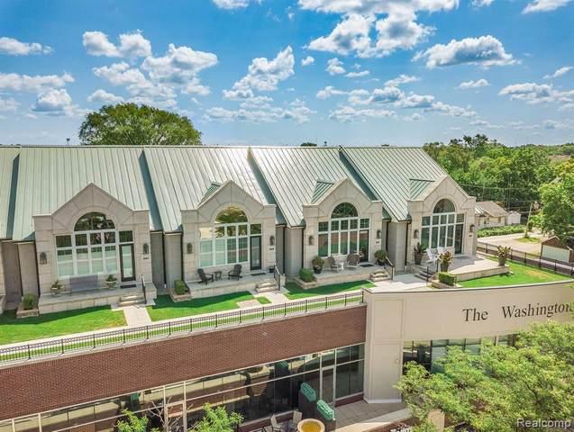 1011 S Washington Avenue, Royal Oak, MI 48067 (#2210062906) :: Real Estate For A CAUSE