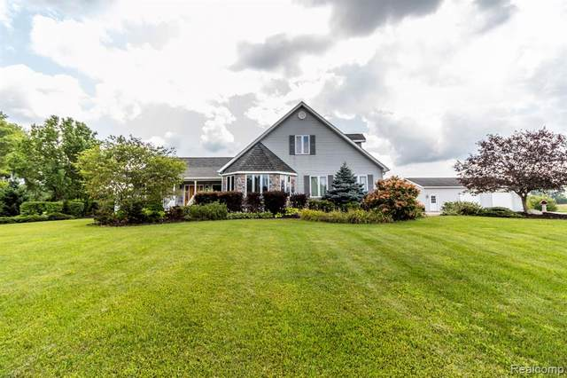 2086 Haines Road, Mayfield Twp, MI 48446 (#2210062978) :: The BK Agency
