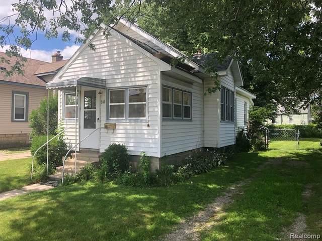 80 Nakota Street, Clawson, MI 48017 (#2210063162) :: RE/MAX Nexus