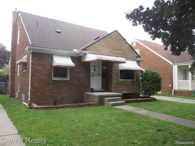 15632 Englewood Avenue, Allen Park, MI 48101 (#2210063183) :: Novak & Associates