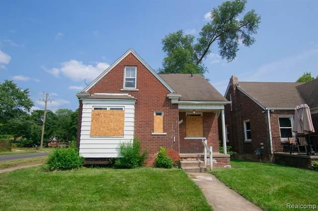 8166 Lauder Street, Detroit, MI 48228 (#2210063227) :: The BK Agency