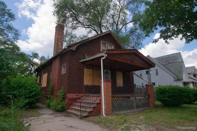 16135 Santa Rosa Drive, Detroit, MI 48221 (#2210063262) :: The BK Agency
