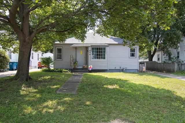 424 Cornell Drive, Battle Creek, MI 49017 (#64021098122) :: Novak & Associates