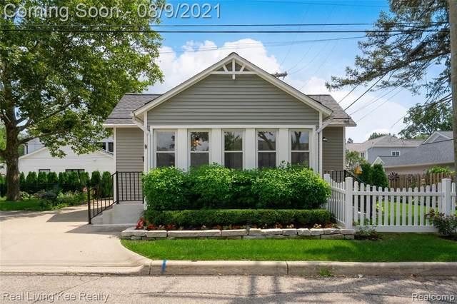 312 Wilcox Street, Rochester, MI 48307 (#2210063350) :: RE/MAX Nexus