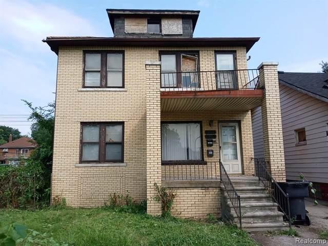 1285 S Patricia Street, Detroit, MI 48217 (#2210063370) :: The BK Agency