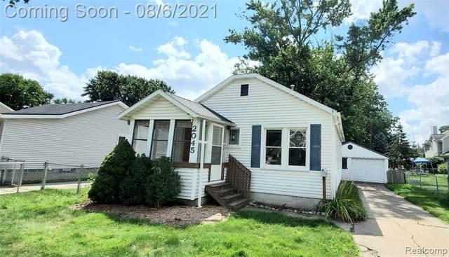 2045 Sunnyknoll Avenue, Berkley, MI 48072 (#2210063392) :: RE/MAX Nexus