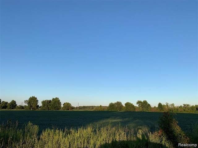 0 Oak Road, Richfield Twp, MI 48423 (#2210063436) :: Novak & Associates