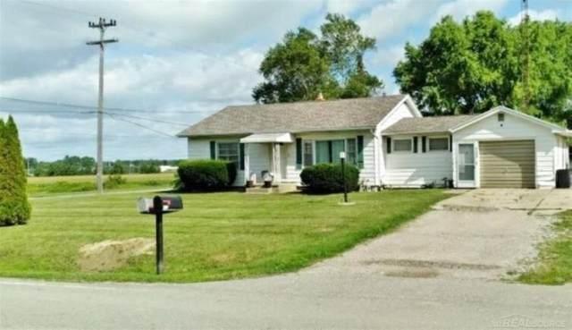 203 E Harrington, Croswell, MI 48422 (#58050050639) :: GK Real Estate Team