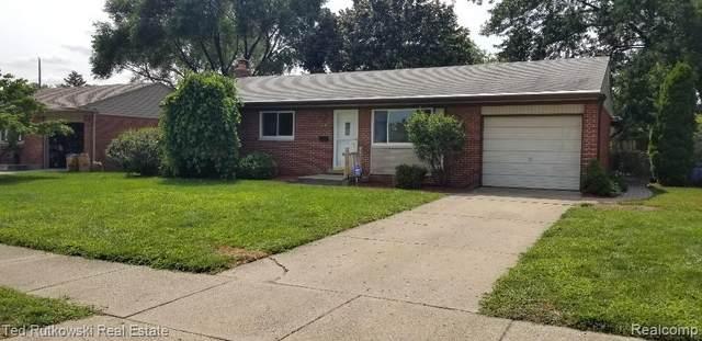 41357 Estate Drive, Sterling Heights, MI 48313 (#2210063652) :: RE/MAX Nexus