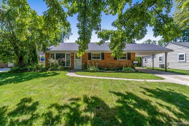 36260 Chaskey Street, Richmond, MI 48062 (#2210063667) :: Duneske Real Estate Advisors