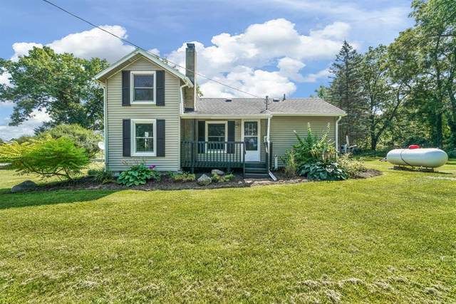 6265 Benton Road, Concord Vlg, MI 49201 (#55021098521) :: GK Real Estate Team