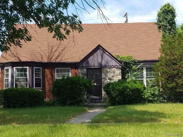 18601 Kentucky Street, Detroit, MI 48221 (#2210063799) :: The Vance Group   Keller Williams Domain