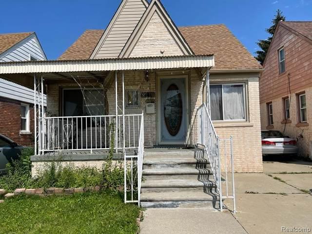 5730 Calhoun Street, Dearborn, MI 48126 (#2210063862) :: The Vance Group | Keller Williams Domain