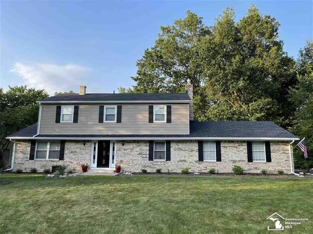 7670 Coventry Drive, Bedford Twp, MI 48182 (#57050050756) :: The Vance Group | Keller Williams Domain