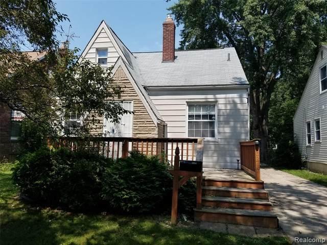 20245 Kenosha Street, Harper Woods, MI 48225 (#2210063885) :: The Vance Group | Keller Williams Domain