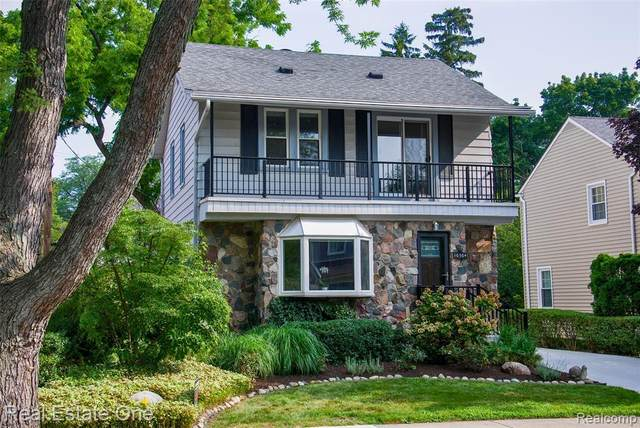 10504 BORGMAN Borgman Avenue, Huntington Woods, MI 48070 (#2210063888) :: GK Real Estate Team