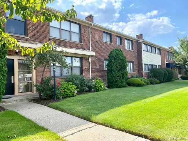 25707 Woodward Ave Apt 105, Royal Oak, MI 48067 (#2210063903) :: RE/MAX Nexus