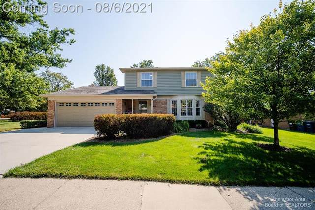 2005 Churchill Drive, Ann Arbor, MI 48103 (#543283179) :: RE/MAX Nexus